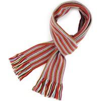 Accessoires textile Femme Echarpes / Etoles / Foulards Allée Du Foulard Echarpe Maille Chevrons 5