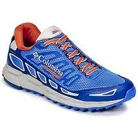 Chaussures Homme Running / trail Columbia BAJADA™ III Bleu / Orange