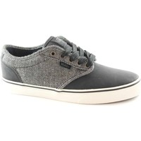 Chaussures Homme Baskets basses Vans ATWOOD DELUXE XB2K6W homme noir chaussures en tissu gris Grigio