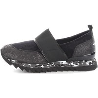 Chaussures Femme Baskets basses Apepazza DLY10 Basket Femme Nero damascato Nero damascato