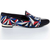 Chaussures Femme Mocassins United nude Chaussures  Smokey Chrystal Rouge Bleu Femme Rouge