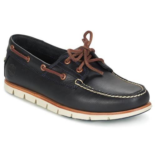 chaussures bateau timberland
