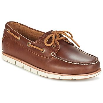 Chaussures Homme Chaussures bateau Timberland TIDELANDS 2 EYE Marron