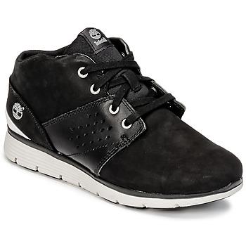 Chaussures Garçon Baskets montantes Timberland KILLINGTON CHUKKA Noir