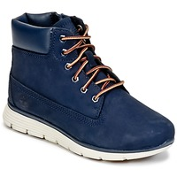 Chaussures Enfant Baskets montantes Timberland KILLINGTON 6 IN Bleu