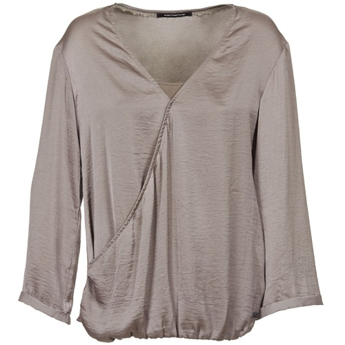 Vêtements Femme Tops / Blouses Fornarina CORALIE Taupe