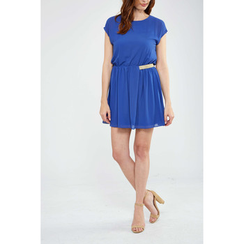 Robe Highlight robe nila bleu femme