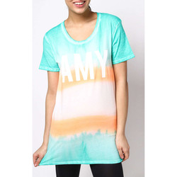 Vêtements Femme T-shirts manches courtes Seven Tees Tee Shirt  Stock Amy Multicolore Femme Multicolor