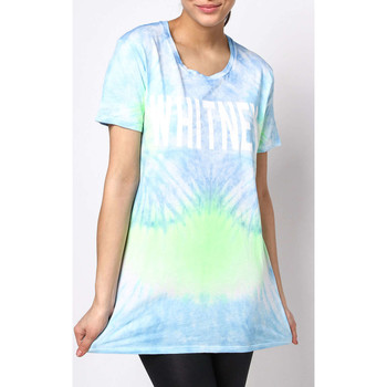 Vêtements Femme T-shirts manches courtes Seven Tees Tee Shirt  Stock Whitney Multicolore Femme Multicolor