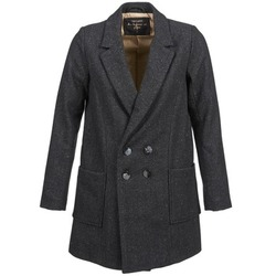 Vêtements Femme Manteaux Teddy Smith MELINA Gris