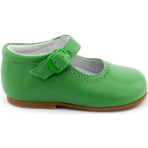 Chaussures Fille Chaussons bébés Boni Classic Shoes Boni Catia - Chaussure fille premiers pas Vert