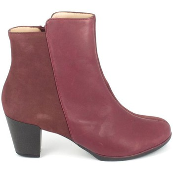 Chaussures Femme Bottines TBS Katelyn Bordeaux Rouge