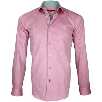 Chemise Andrew mc allister chemise a courdieres elbow rose