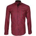 Emporio Balzani chemise bucheron scorso rose
