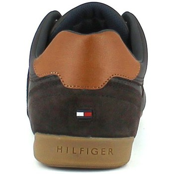 Tommy Hilfiger Homme Cuir Marron