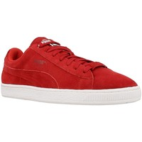 Chaussures Homme Baskets basses Puma Suede X Trapstar Rouge