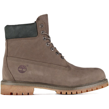 Chaussures Homme Boots Timberland Boots  Icon 6 Inch Premium Boot Taupe Homme Taupe