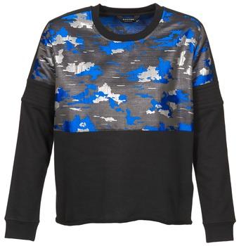 Sweats & Polaires Eleven Paris FORTEX Noir / Bleu 350x350