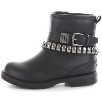 Chaussures Fille Low boots Lelli Kelly 3302 Bottes et bottines Fille Black Black