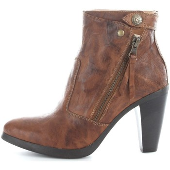 Chaussures Femme Low boots Nero Giardini A615971D Bottes et bottines Femme Royal Brown Royal Brown