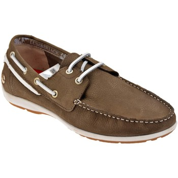 Chaussures Homme Mocassins Lumberjack Lacets Step Mocassins