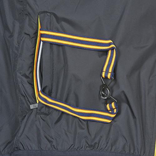 K-way Le Vrai Claude 3.0 Noir - Livraison Gratuite Avec Vêtements Coupes Vent 9899
