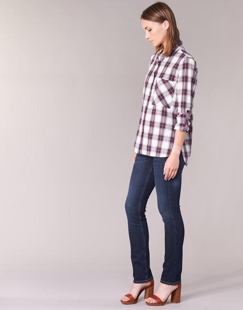 Pepe Jeans Venus Bleu H06 - Livraison Gratuite Avec Vêtements Droit Femme 7899