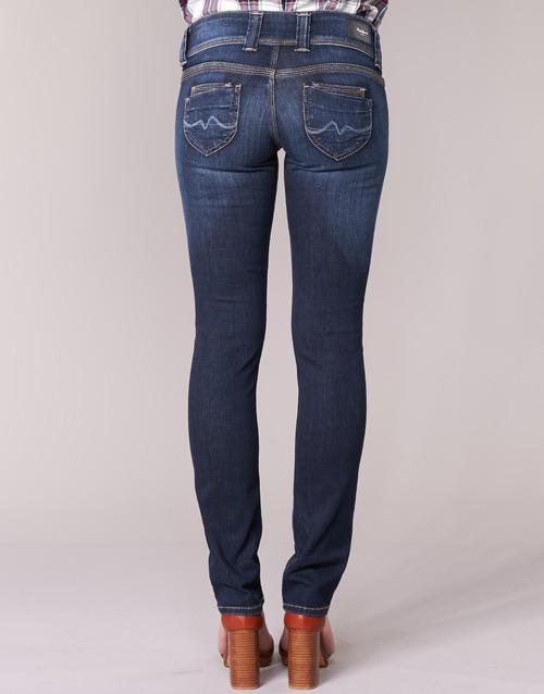 Bleu H06 Femme Venus Pepe Droit Jeans tQdrsh