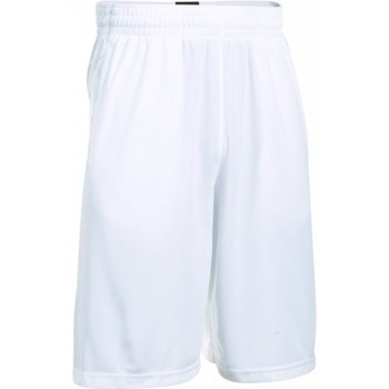Vêtements Homme Shorts / Bermudas Under Armour Short  Select blanc 11