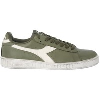 Chaussures Homme Baskets basses Diadora GAME LOW  WAXED OLIVE     78,8