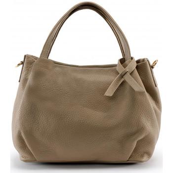 Sacs Femme Sacs porté main Oh My Bag Sac à Main femme cuir - Modèle Bubble taupe fonce TAUPE FONCE