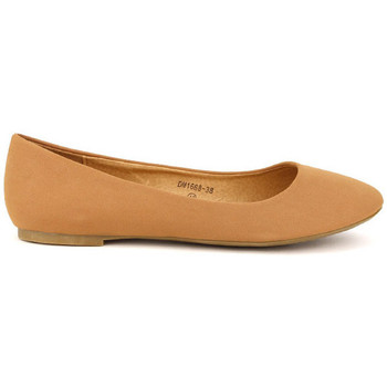 Chaussures Femme Ballerines / babies Cendriyon Ballerines Caramel Chaussures Femme, Caramel