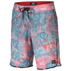 Vêtements Homme Shorts / Bermudas Oakley Boardshort  Transducer Red Line Rouge