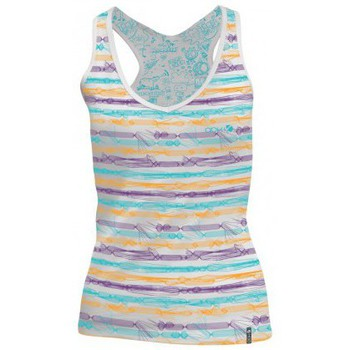 Vêtements Femme T-shirts & Polos Abk Climbing Iana Tank Abk All Over Multi
