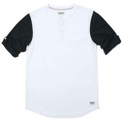 T-shirts & Polos Colour Wear Clwr T-shirt Colour Wear Grand Base Tee White
