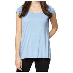 Vêtements Femme T-shirts manches courtes Bench T-shirt  Observe Bl133 Power Blue Bleu