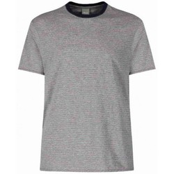 Vêtements Homme T-shirts manches courtes Bench T-shirt  Top Paddock Gy001x Mid Grey Marl Gris