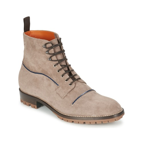 Chaussures Homme Boots Etro E174 Taupe
