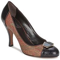Chaussures Femme Escarpins Etro 3074 Marron