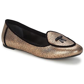 Chaussures Femme Ballerines / babies Etro 3078 Or