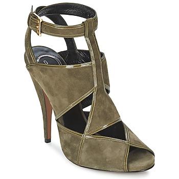 Chaussures Femme Sandales et Nu-pieds Etro 3025 Kaki