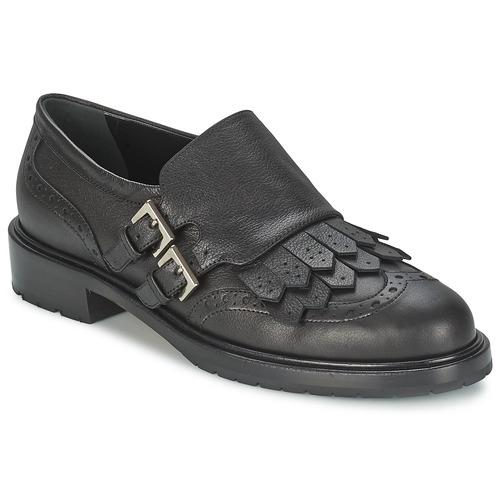 Chaussures Femme Derbies Etro 3096 Noir