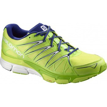 Chaussures Homme Running / trail Salomon Chaussures Running  X-scream Foil Geko Green Green lime