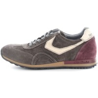 Chaussures Homme Baskets basses Nero Giardini A604470U Basket Homme Cement/Vinacc/Ivory Cement/Vinacc/Ivory