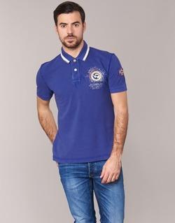 Vêtements Homme Polos manches courtes Napapijri GANDYS Bleu