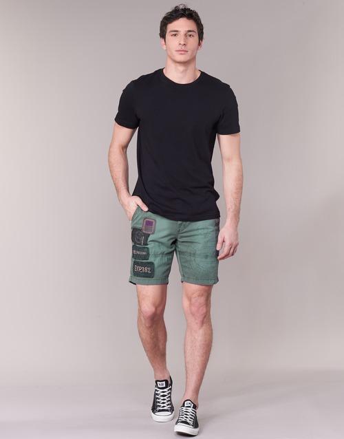 Vêtements Homme Shorts / Bermudas Napapijri NARWEE Kaki
