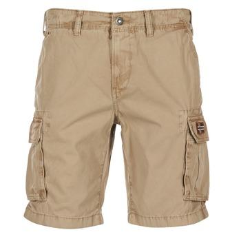Vêtements Homme Shorts / Bermudas Napapijri NON Beige