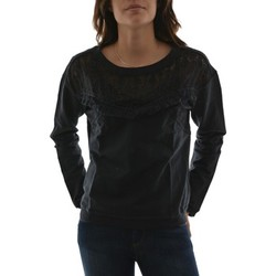 T-shirts manches longues Bsb tee shirt manches longues  036-210008 gris
