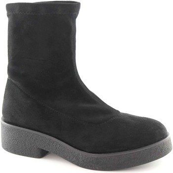 Chaussures Femme Bottines Inuovo INU-RAO-BL Nero
