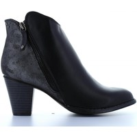 Chaussures Femme Bottines Top Way B084830-B6600 Negro